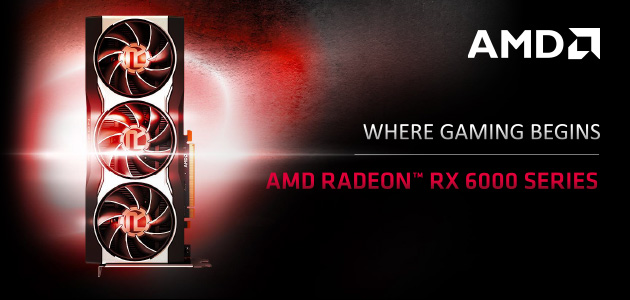 Where Gaming Begins: Ep. 2 | AMD Radeon™ RX 6000 Series Graphics Cards
