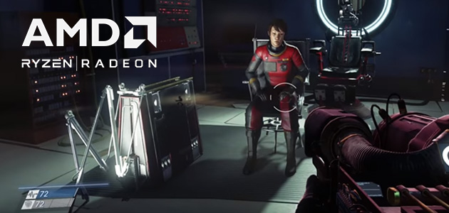 'Prey' and Radeon RX 580